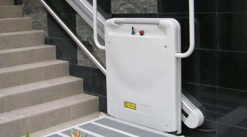 Comment marchent les plateformes d'escaliers pour les fauteuils roulants - Monte-escalier